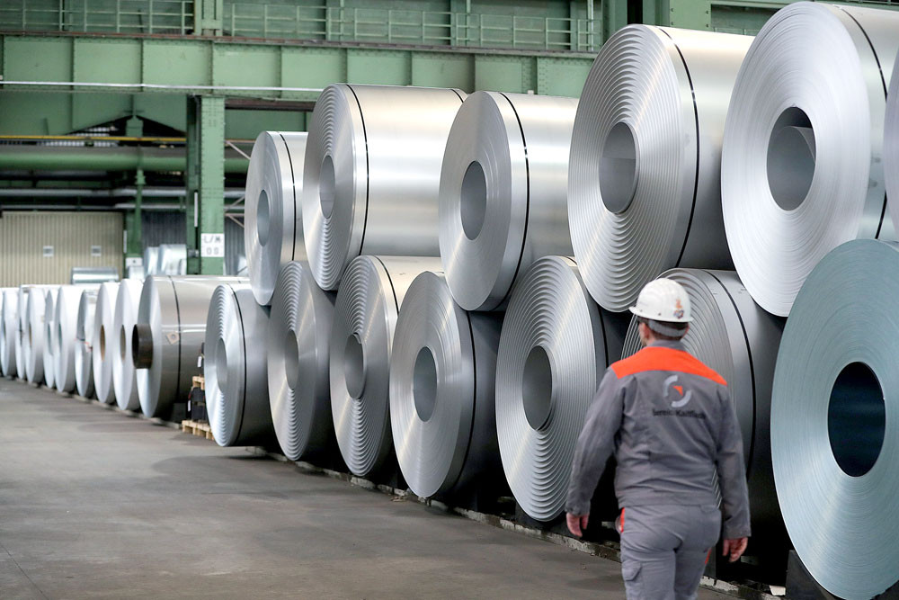 Krakatau Steel files anti-dumping petition against Chinese steel