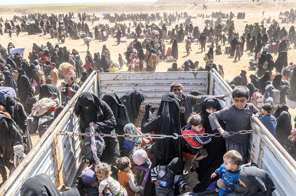 'Never-ending' numbers in last IS scrap shock US-backed fighters