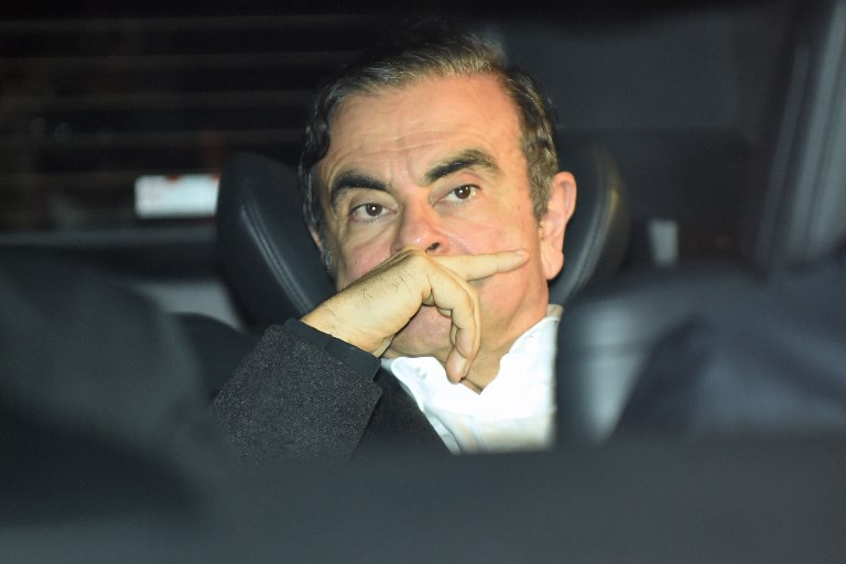 Nissan wary of Ghosn rekindling coup theory