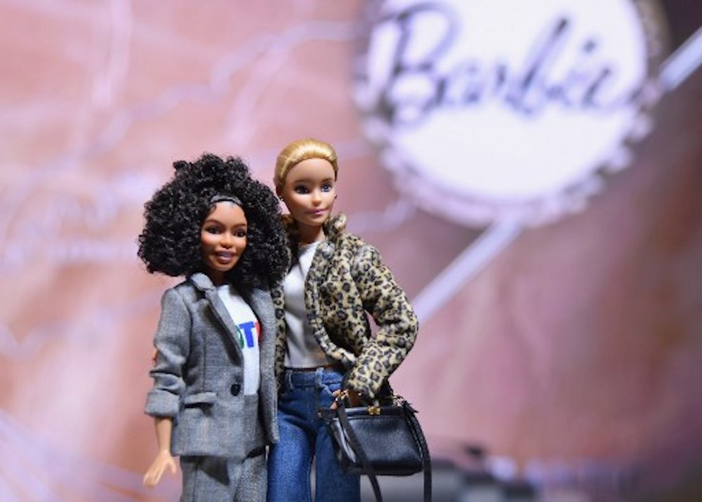 Barbie turns 60 with career dolls and role models