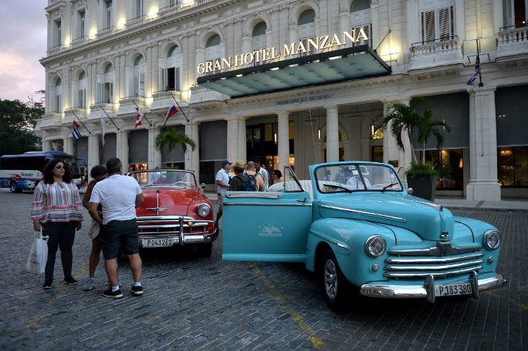 Cuba taps into high-end luxury tourist market