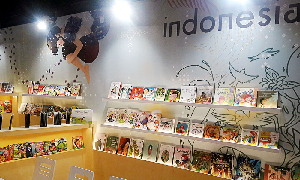 Indonesia embraces creative contents in 2019 Frankfurt Book Fair