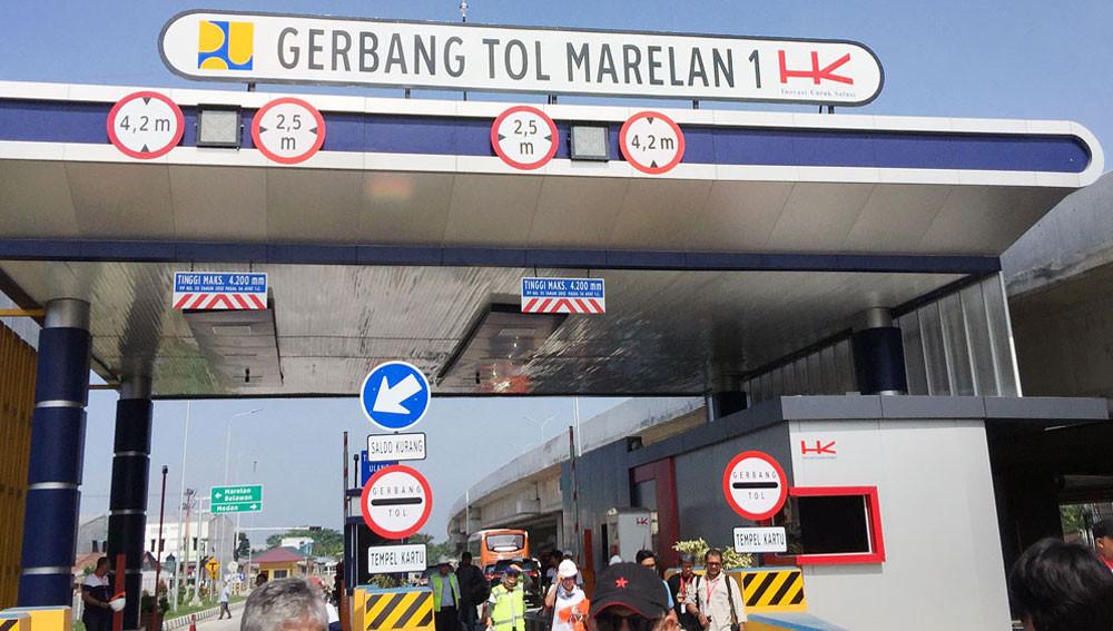 Land acquisition, human capital hamper trans-Sumatra toll road development