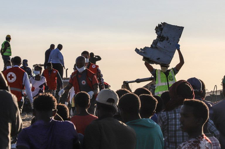 Both black boxes from crashed Boeing recovered: Ethiopian Airlines
