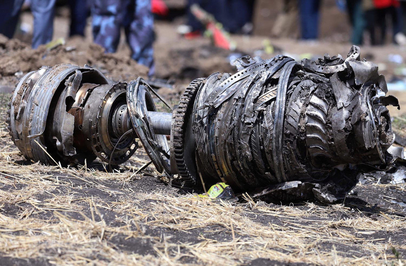 How flawed software and excess speed doomed an Ethiopian Airlines 737 MAX