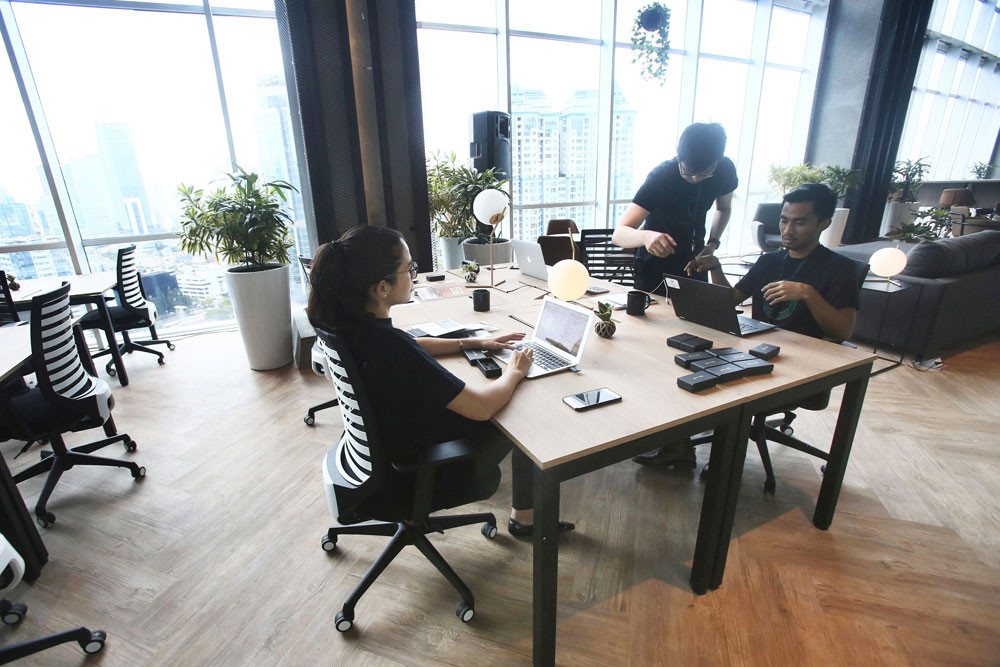 Highs, lows of coworking space in sharing era