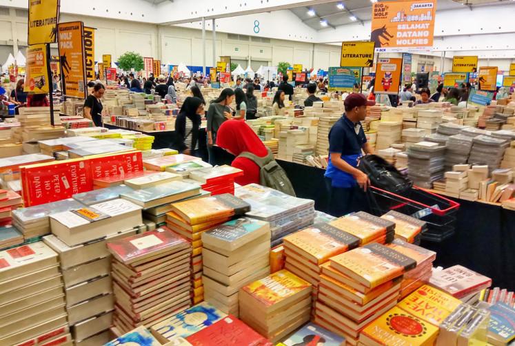 Big Bad Wolf book sale to visit Balikpapan in November