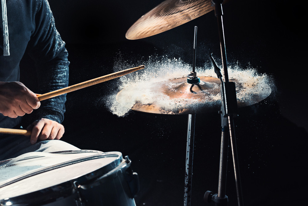Playing the drums can change the structure of your brain: Study