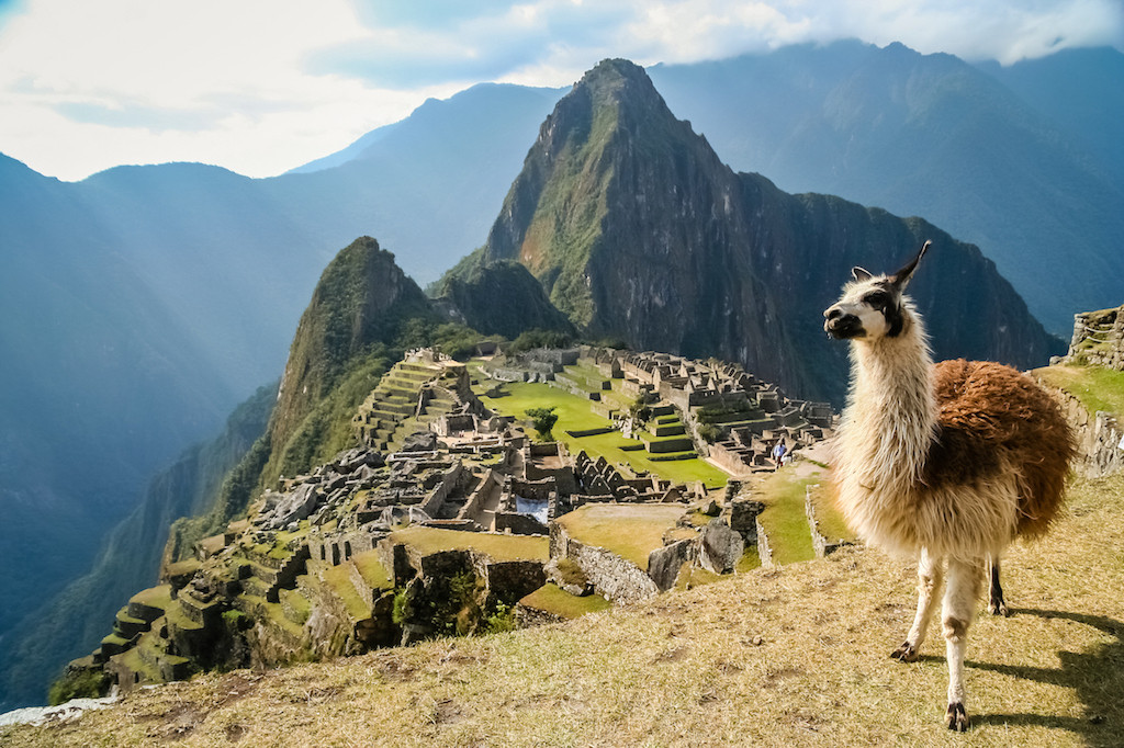 Peru to install cameras at Machu Picchu after damage