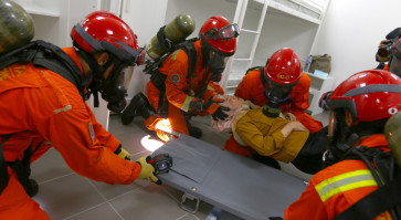 MRT emergency drill tackles concerns of disasters in tunnels