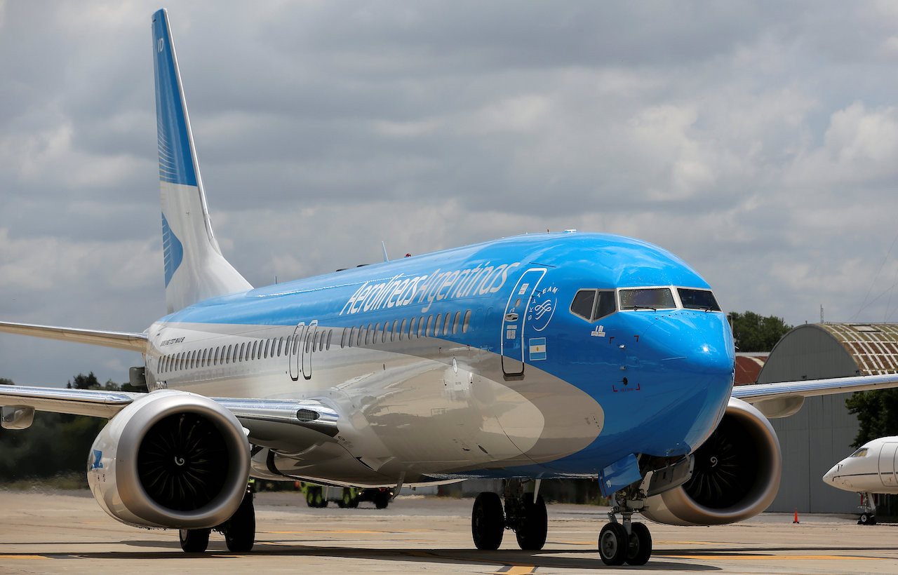 Argentina joins countries grounding Boeing 737 Max 8s