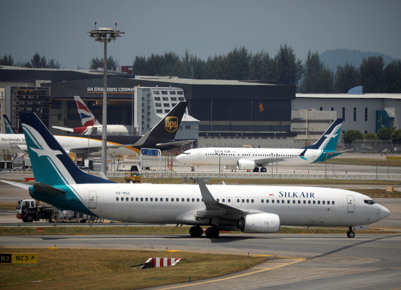 Nations, airlines grounding Boeing's 737 MAX
