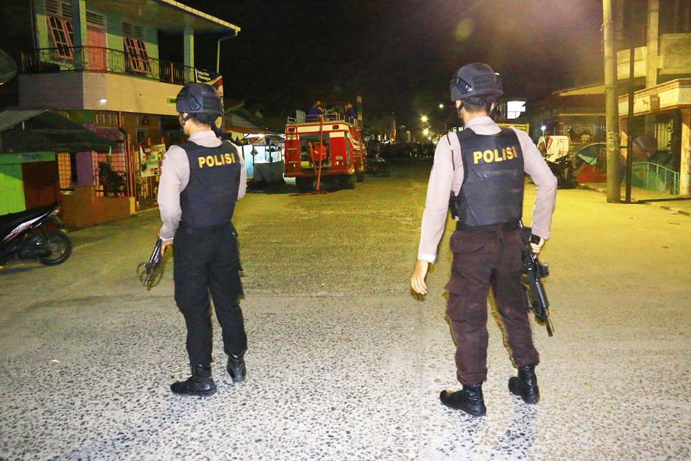 Suspected female terrorist linked to Sibolga blasts arrested in Klaten