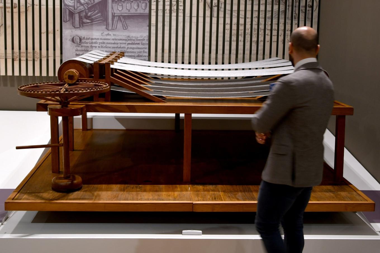 Major Rome exhibition to celebrate Leonardo da Vinci
