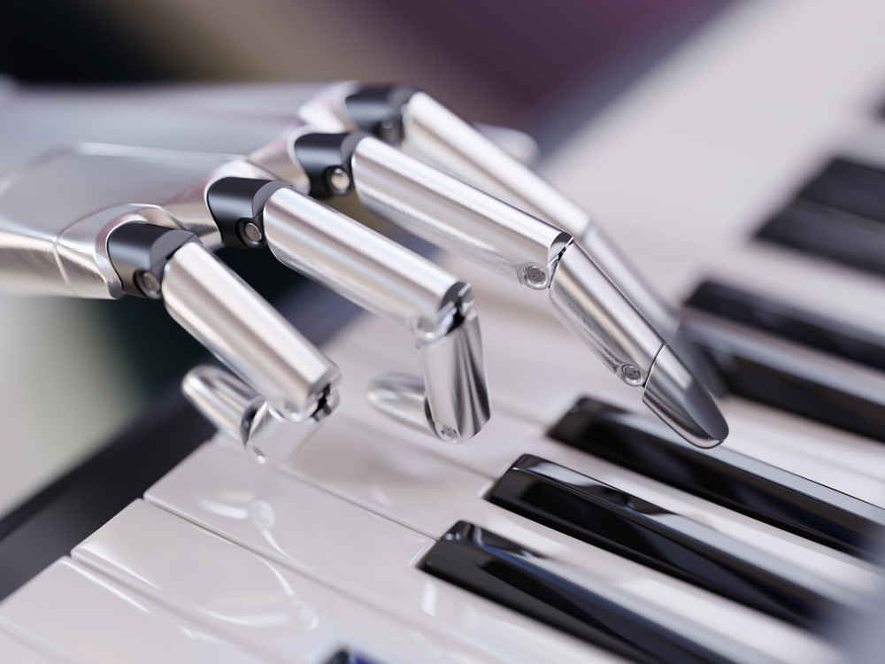 Will artificial intelligence be the future of music?