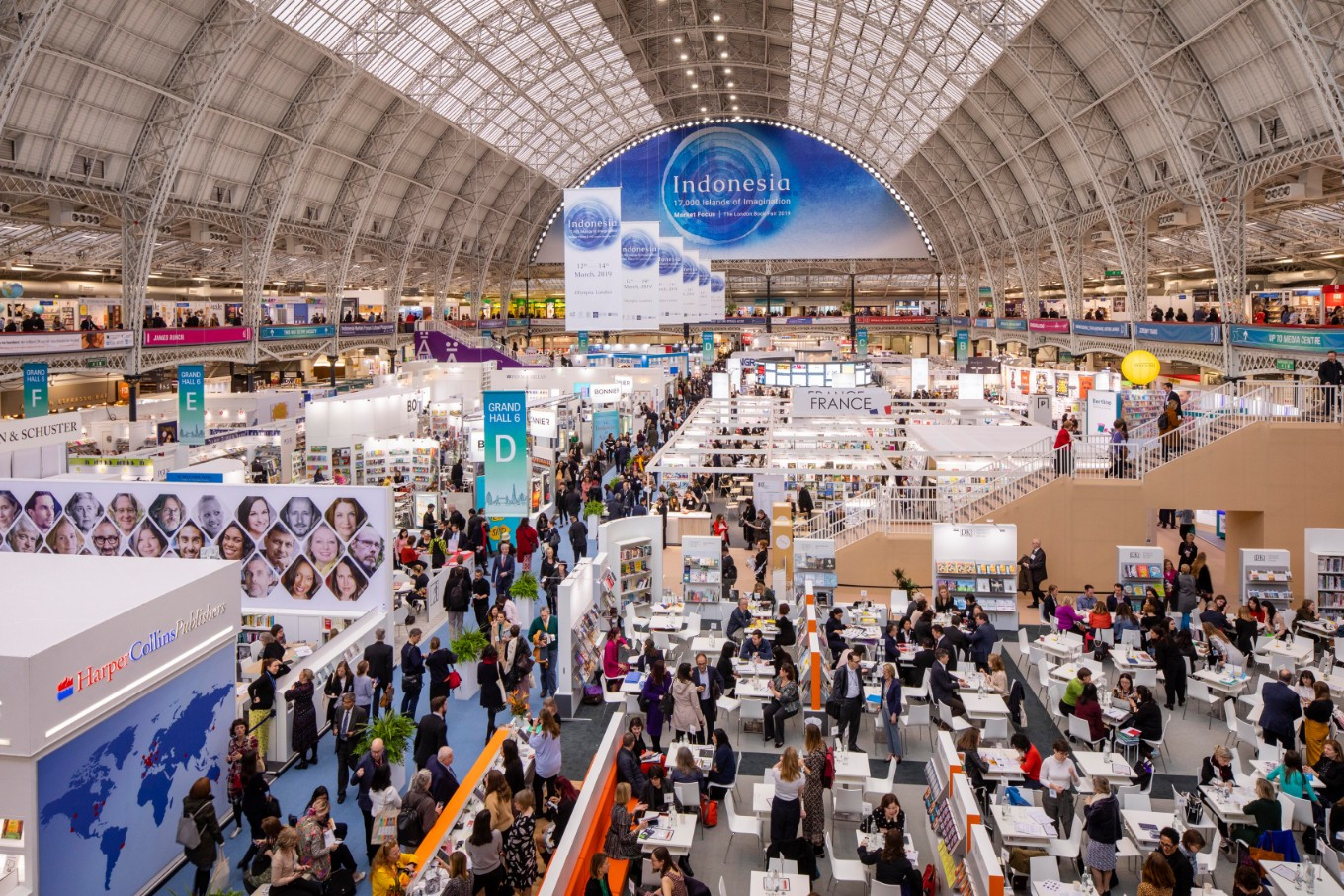 Indonesian publishers win LBF International Excellence Awards 2019