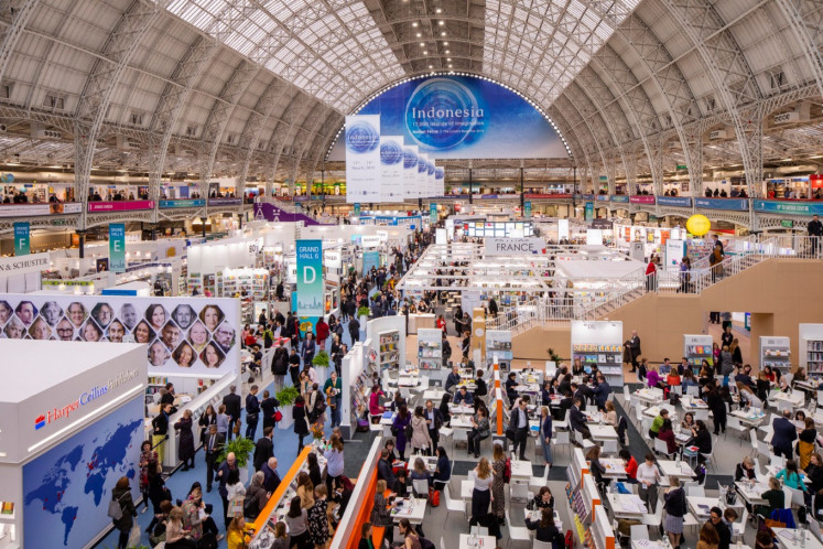 The London Book Fair 2019 opens on March 12 at the Olympia London exhibition center in Kensington, London.