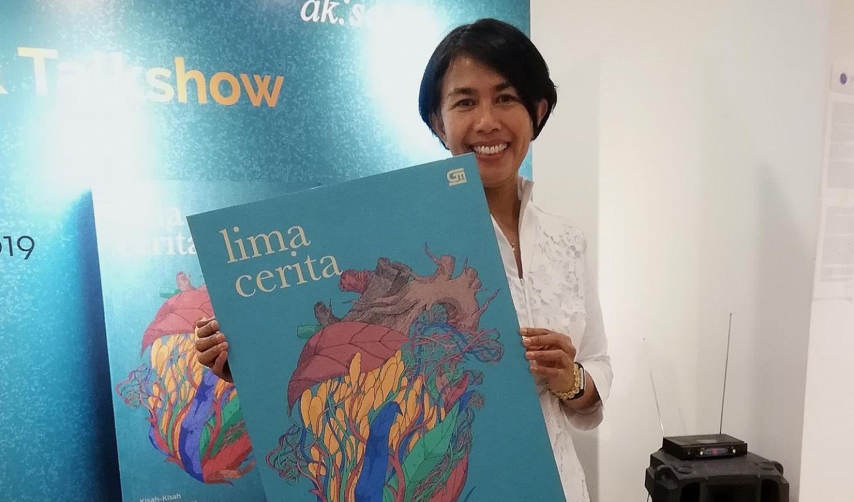 Desi Anwar's five stories seek to soothe pain of growing up