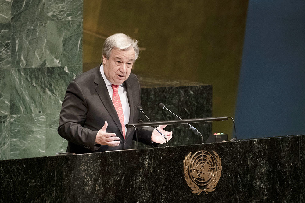 UN secretary-general confirmed for two Indonesia-driven UNSC sessions