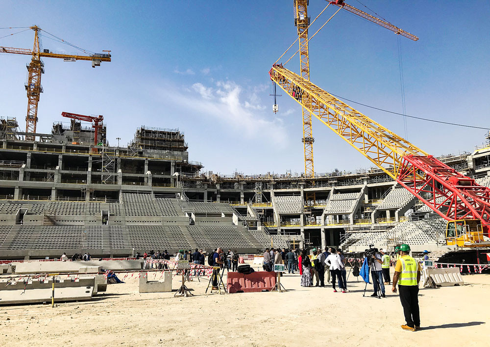 Qatar World Cup stadium workers unpaid: Amnesty