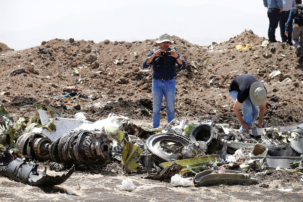 Boeing chief Muilenburg issues personal statement following 737 Max crashes