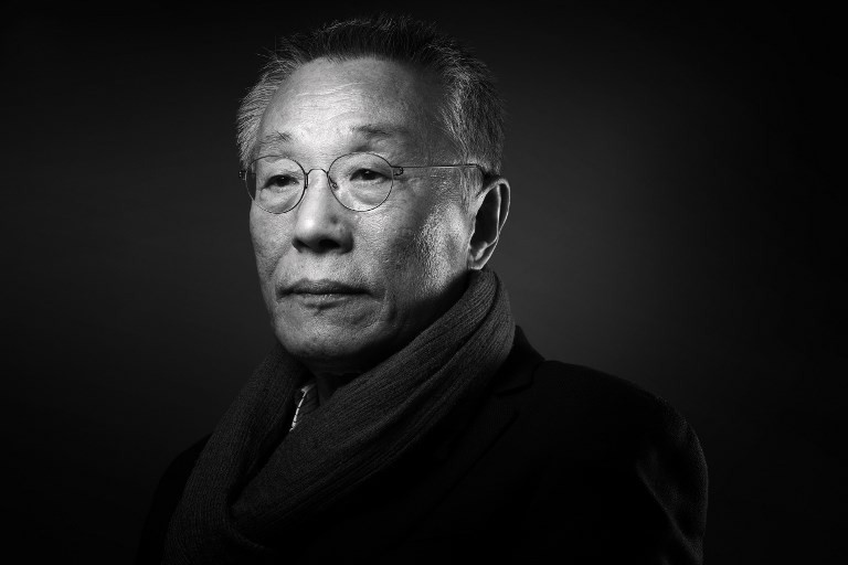 Korean writer on long list for Man Booker International