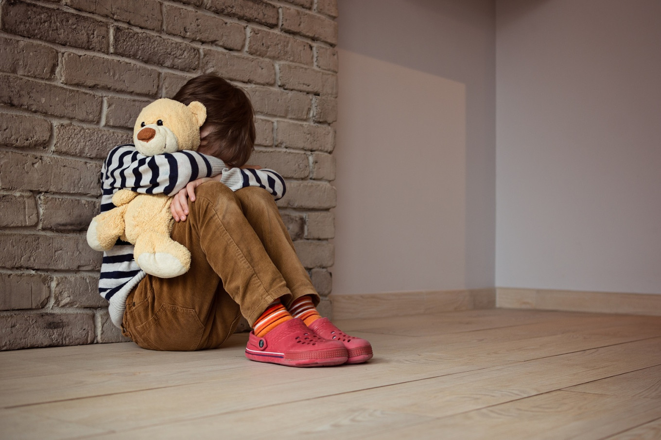 Six reasons behind children's stress and how to help them overcome