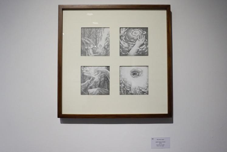 'Light Hunter Series' by Wulang Sunu.