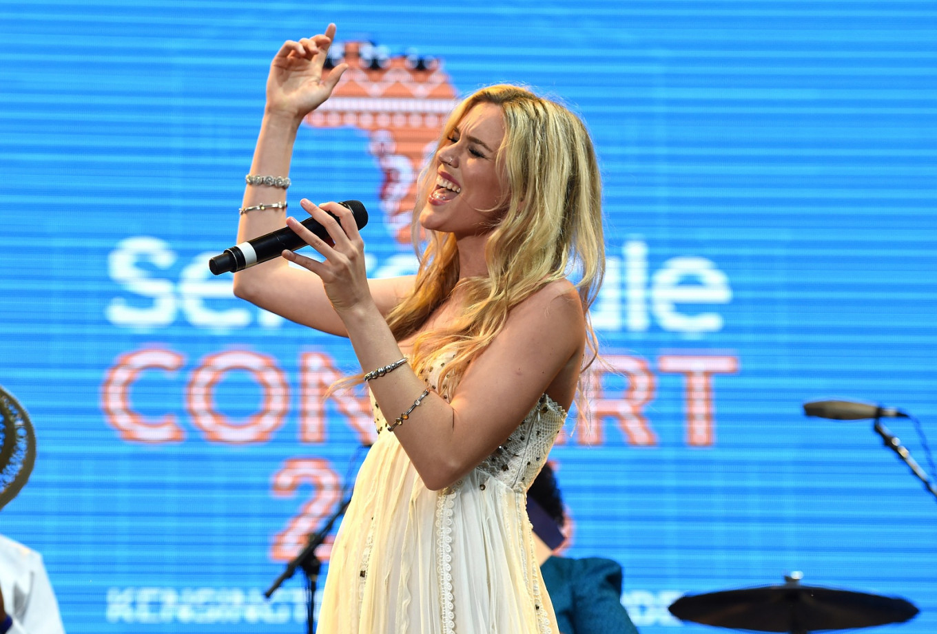 Joss Stone plays 'unofficial gig' in North Korea