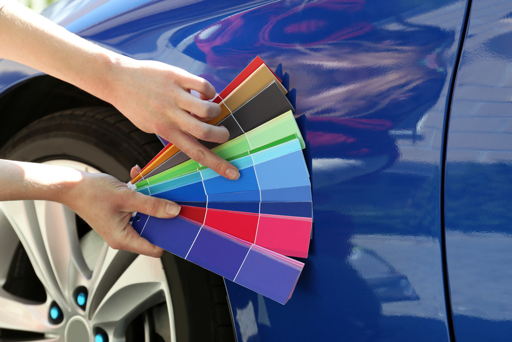 Safety first: How your car's color can affect your chances of having an accident