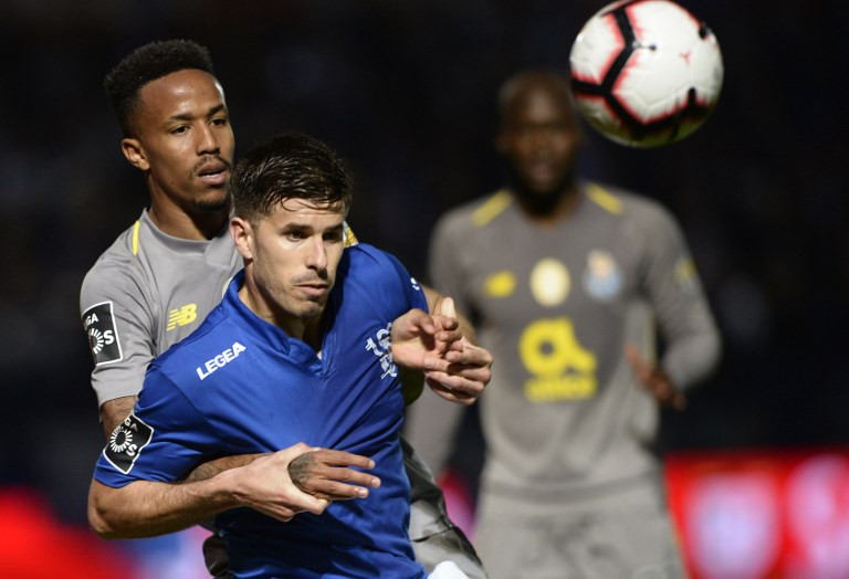 Real Madrid secure 50 million-euro Militao from Porto - Sports - The ... 1c8cdcde5524a