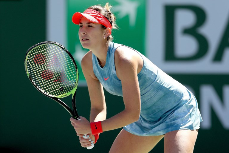 Bencic sweeps past Pliskova into Indian Wells semi-finals
