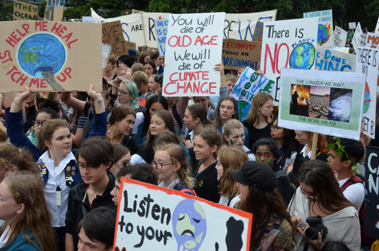 Young people are right about climate change: It's time to listen