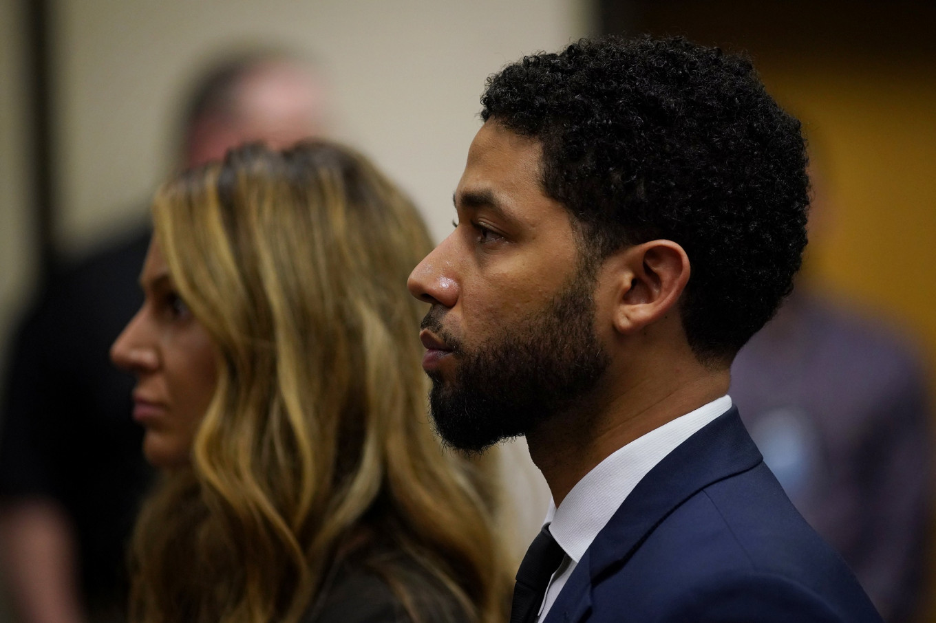 'Empire' actor Smollett pleads not guilty to lying about Chicago attack