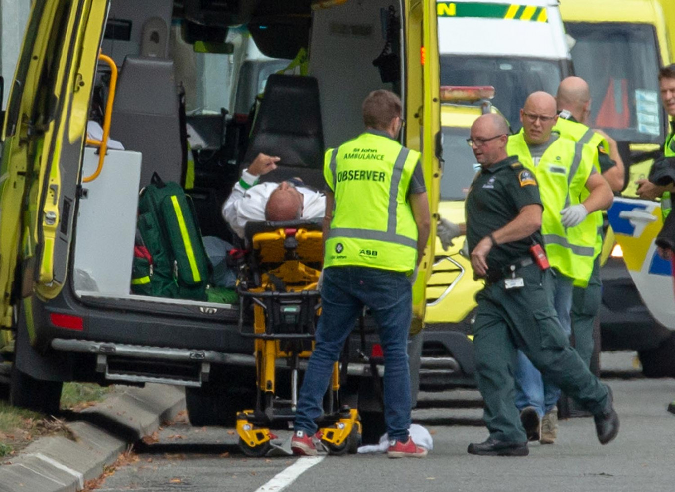 Six Indonesians were inside attacked New Zealand mosque: Foreign