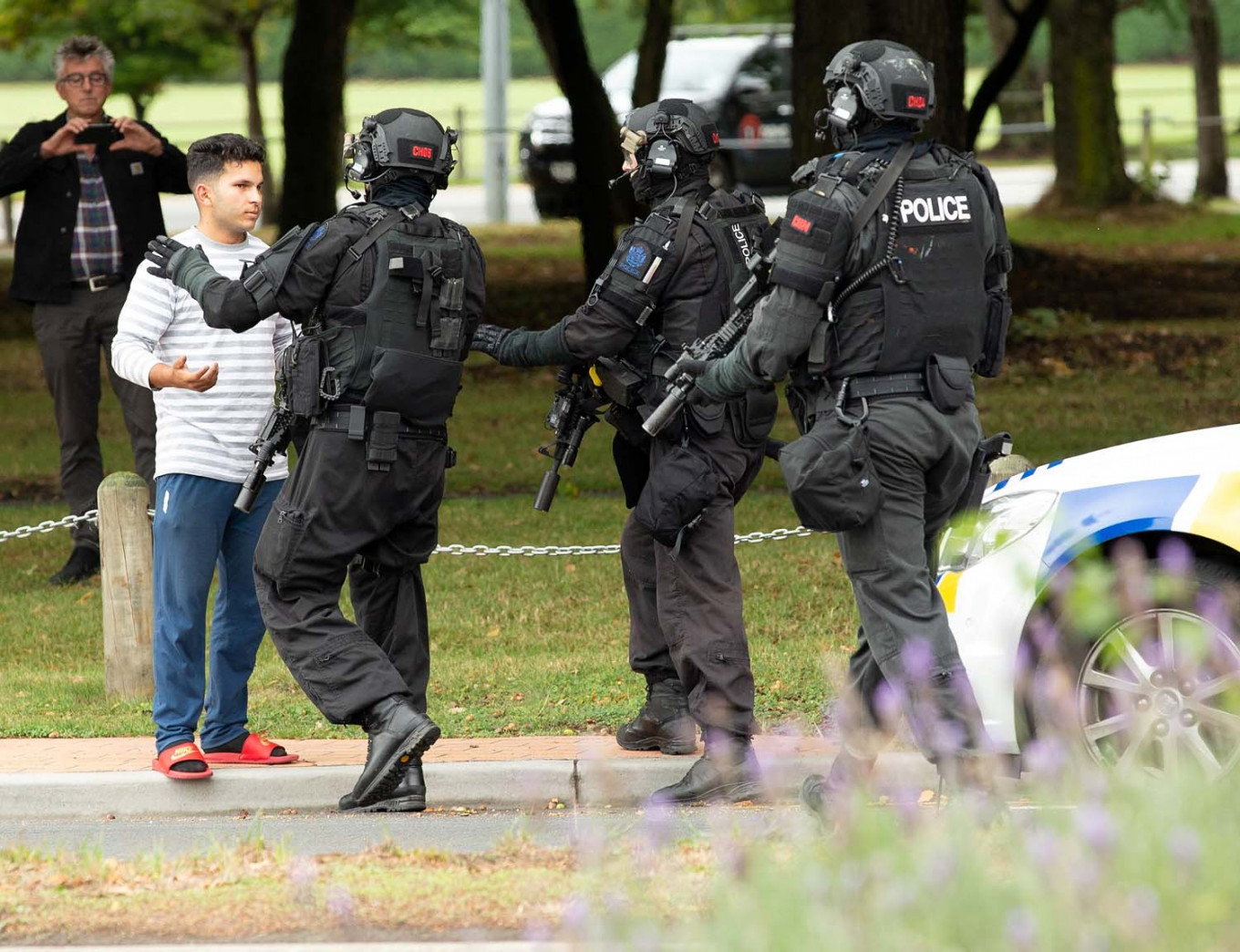 Families can counter terrorism