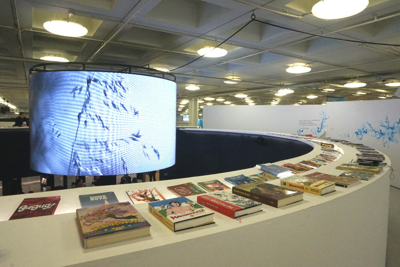 23 Indonesian titles sold, interest expressed in 408 more at London Book Fair