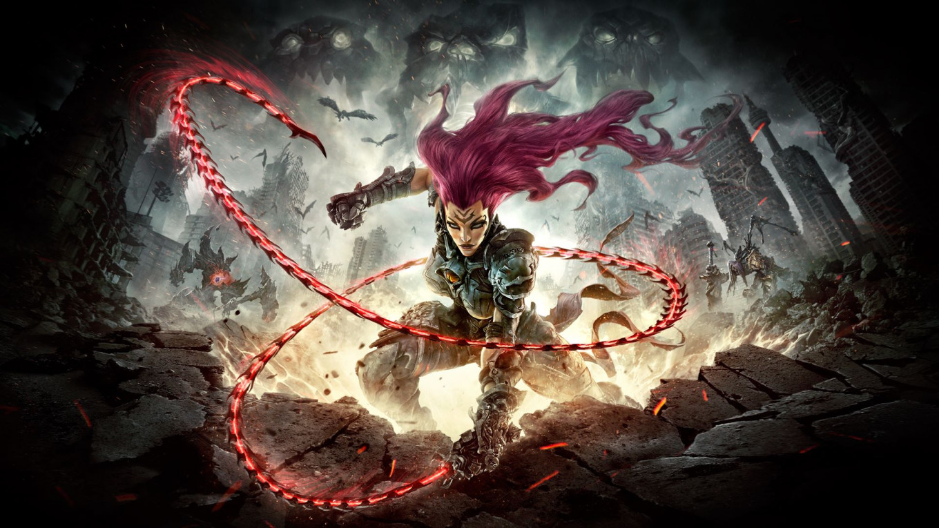Game Review: 'Darksiders III' moves popular series into