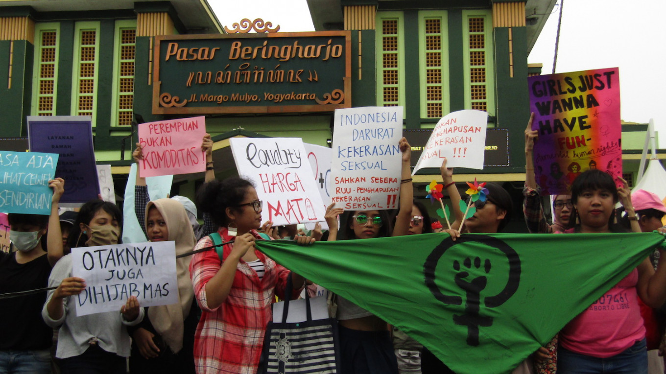 Sexual abuse on campus: 174 survivors across Indonesia speak up