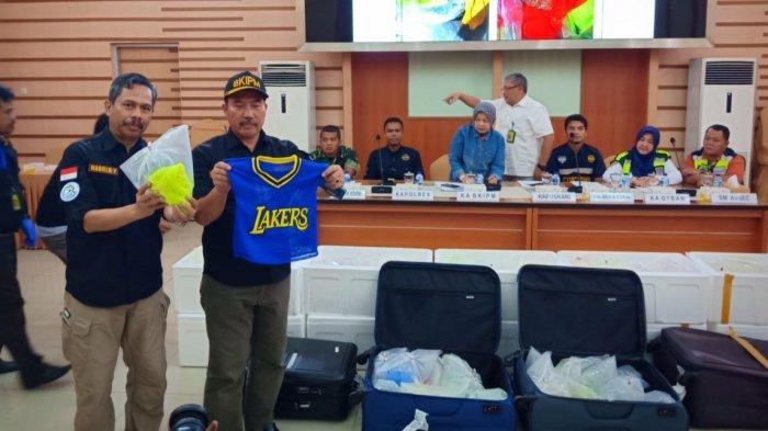 Lobster smuggling attempt thwarted at Soekarno-Hatta International Airport