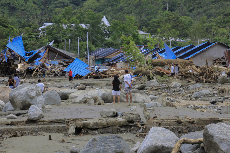Sentani Flash Flooding Death Toll Rises To