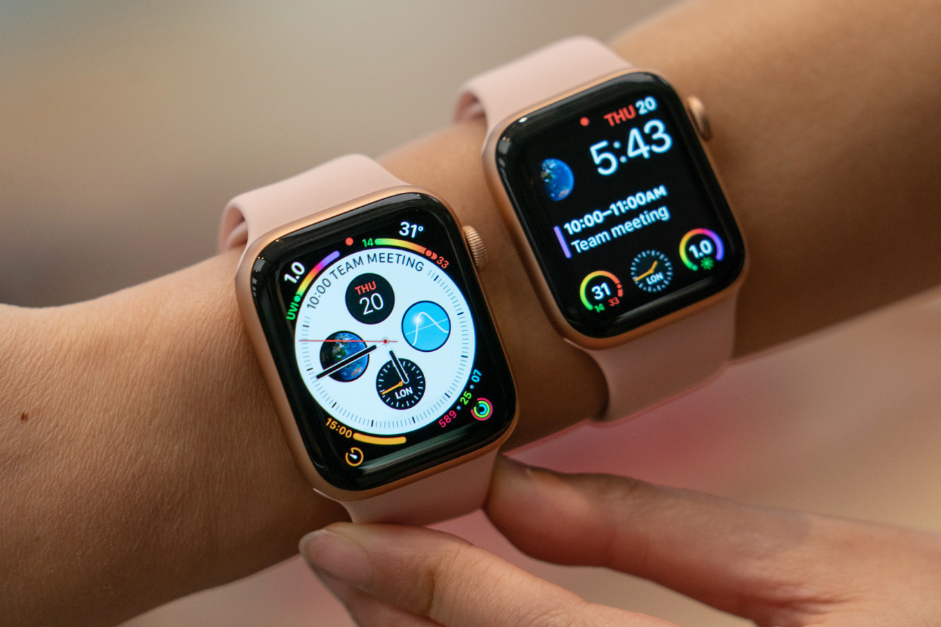 Massive study using Apple watch spots heart issues, with limits