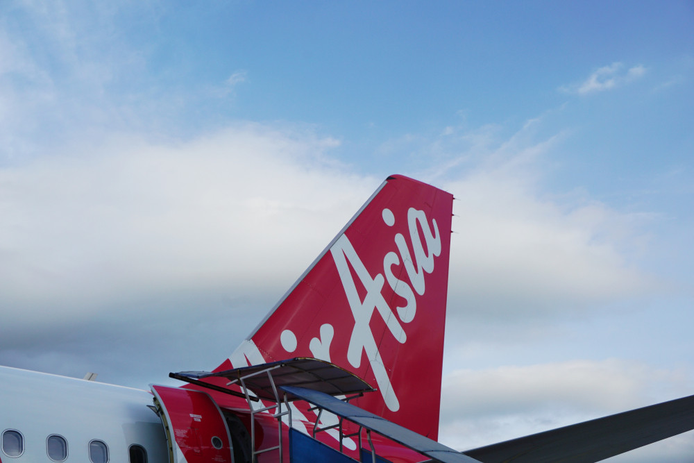 AirAsia Indonesia suspends all flights starting April 1