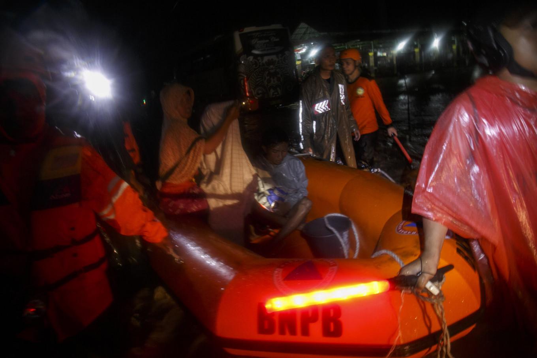 Five dead, one missing after flooding, landslides in Yogyakarta