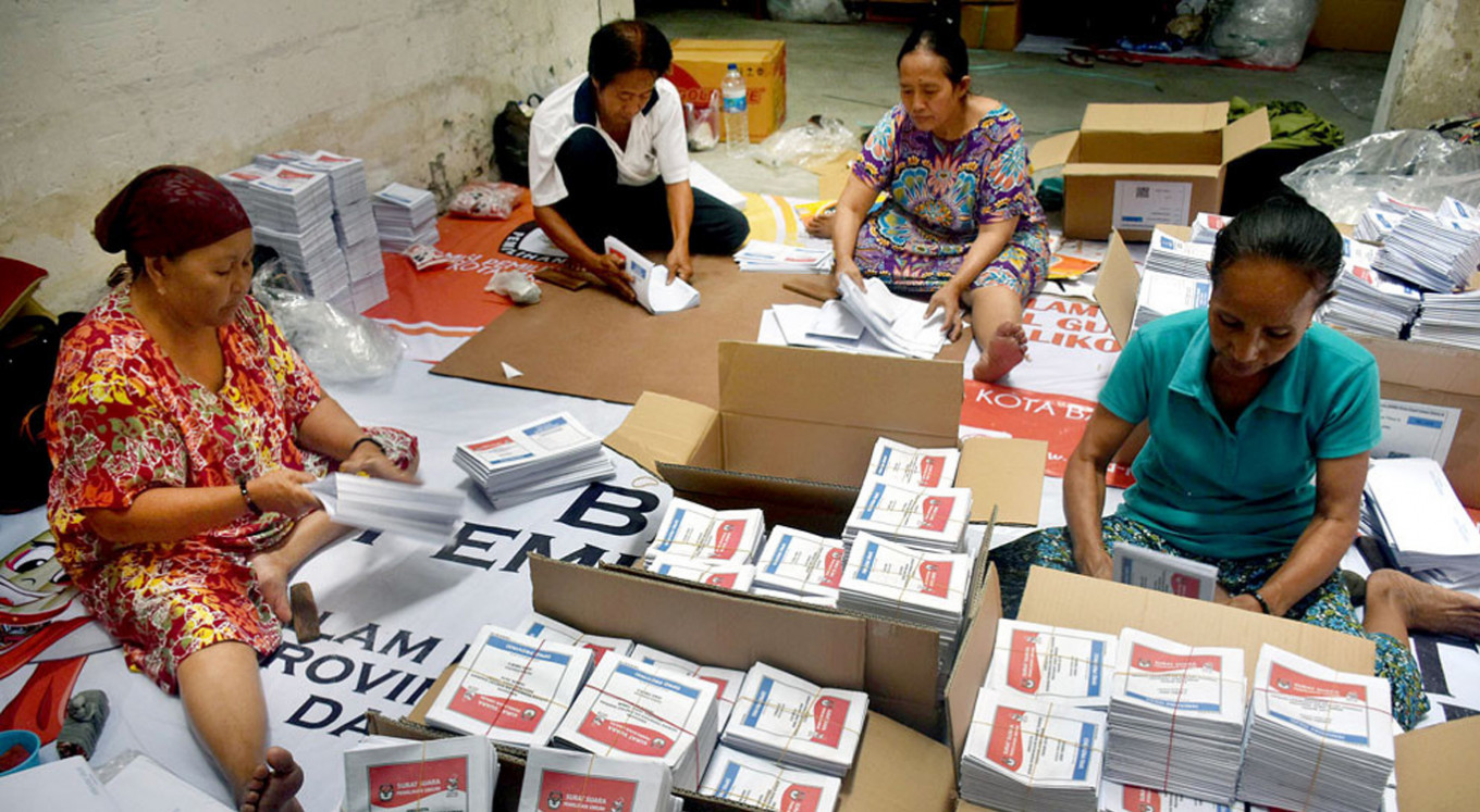 Southeast Asian young voters to decide on their countries' fate