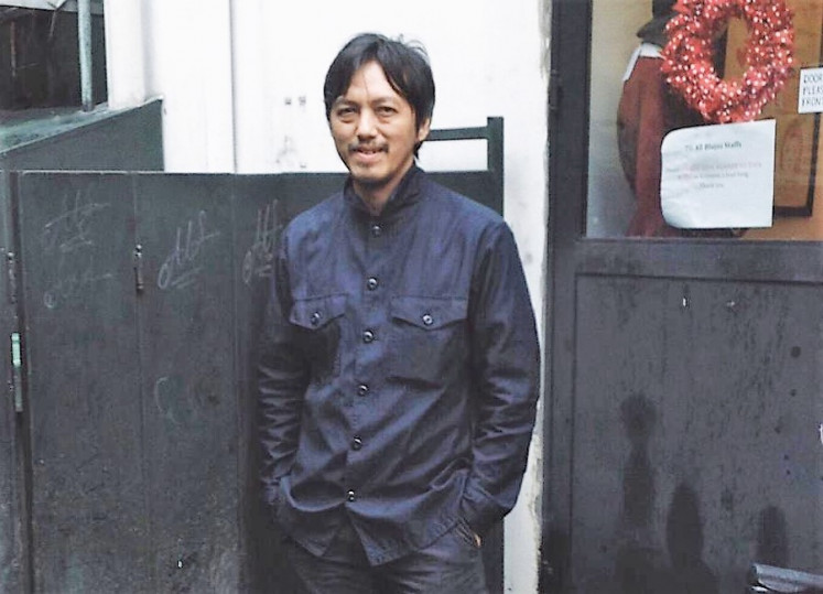 Andy Dewantoro named finalist of Asia's prestigious art prize