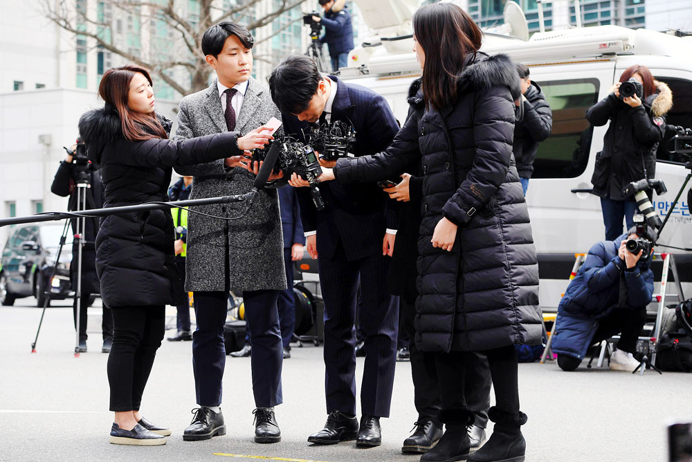 Police accelerate probe into Burning Sun scandal