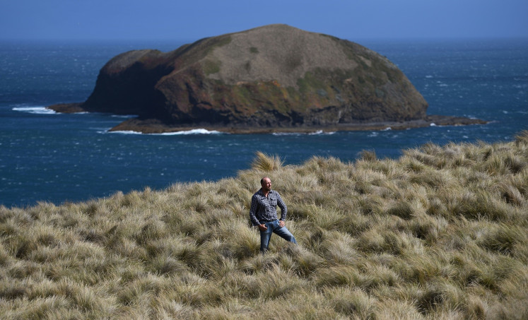 Remote Cape Grim with 'world's cleanest air' offers smog respite
