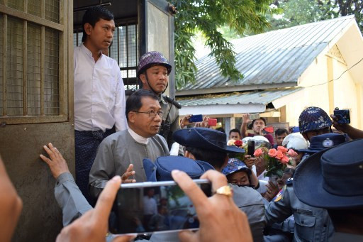 Myanmar court jails Rakhine leader for 20 years for treason