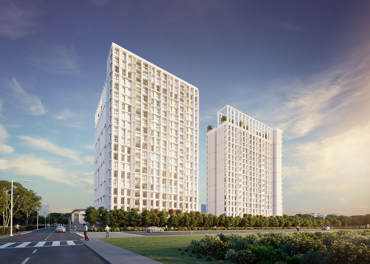 Farpoint Debuts The Loggia First Transformable Apartment In Indonesia